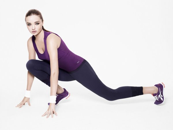 Newsletter Fitness challenges (24 Octobre 2012) : REEBOK AFFINE LES SILHOUETTES AVEC SA NOUVELLE COLLECTION SHAPEWEAR !