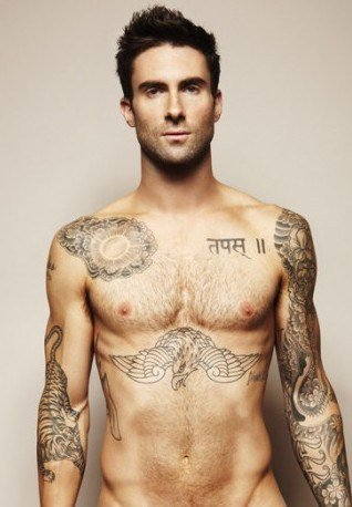 Adam Levine talks about Yoga by MindBodyGreen.