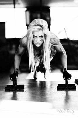 Crossfit/ Workout at home.