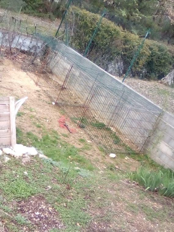 Nouvelle cage pour le metre o soleil
