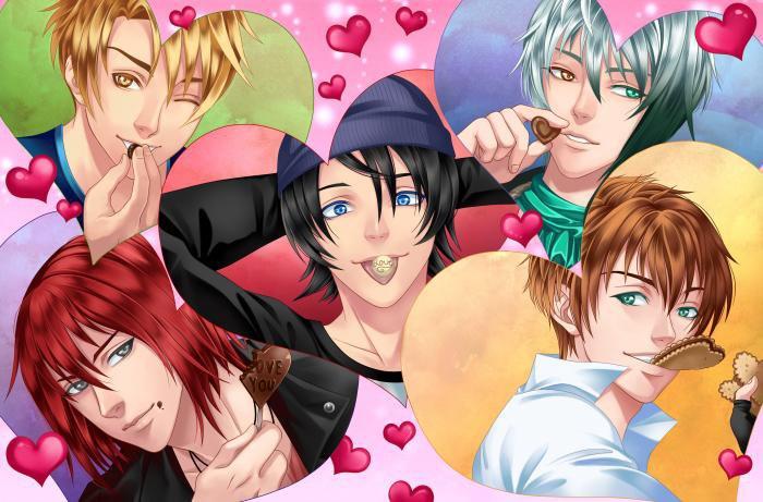 Présentation d'Armin pour Commu-Academie-Manga ^^
