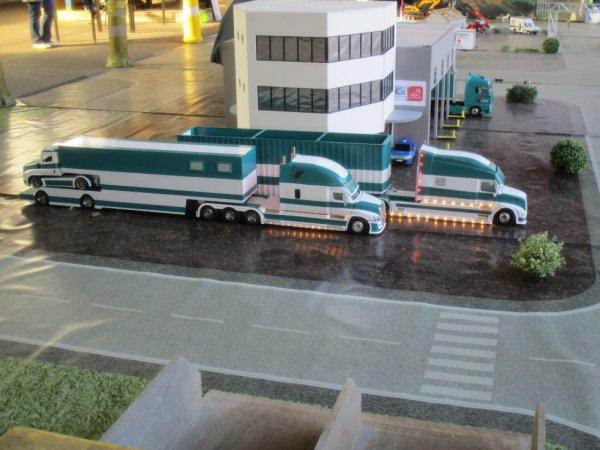 Zincou US Trucks Team