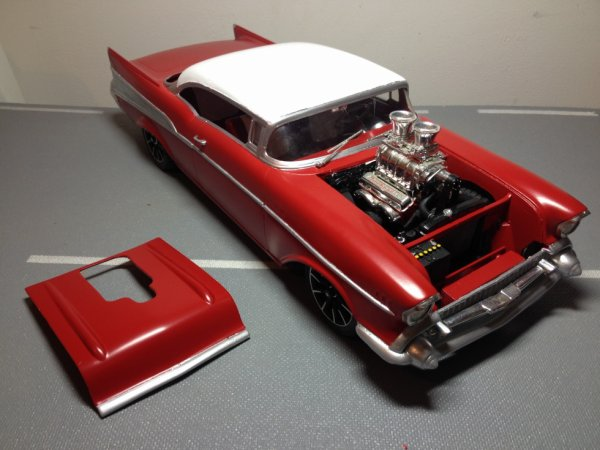 Chevy Bel Air 1957  1/12 RC