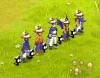 Présentation des personnages de Squall