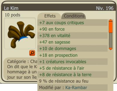 Par Squall : Changement d'item ( écaflip )