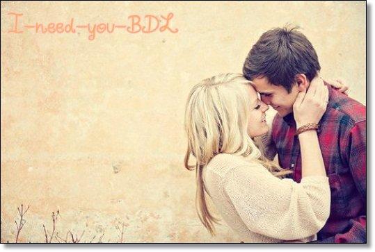 ★ 4eme chapitre de « I-need-you-BDL »