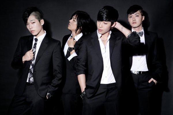 Nouveau groupe que j'aime les M.I.B
