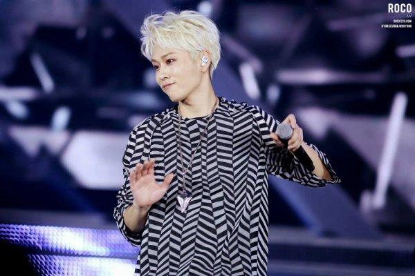 Beast ( Sutout Junhyung ) et Dream concert