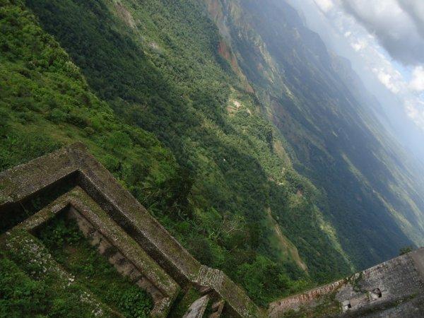 La citadel au cap haitien