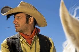 Jean Dujardin alias Lucky Lucke