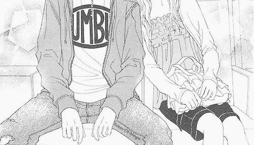 Theme 2 Couples En Noir Et Blanc Blog De Picture Of Mangas
