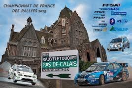 Championat de France des Rallyes 2013
