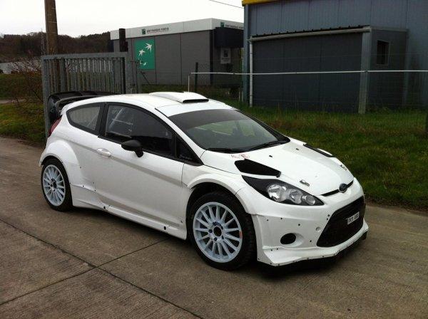 Nouvelle auto pour Eric Brunson