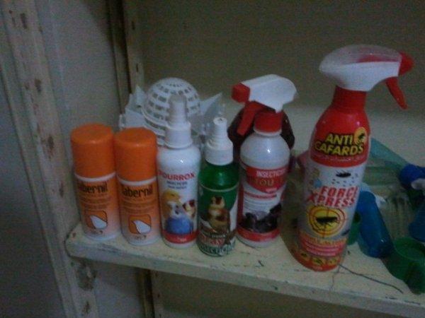 Oujour d huit nettoyage général