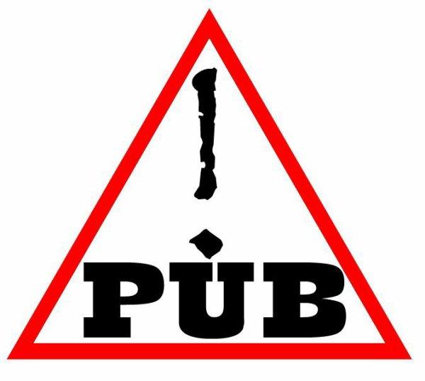 Pub, pub, pub, pub pub, pub ! ! !