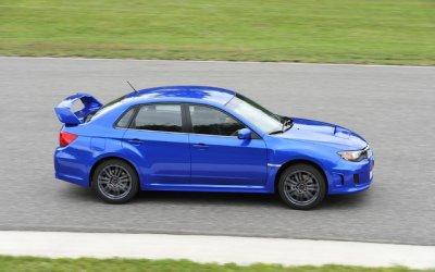 Nouvelle Subaru Impreza WRX STI 2011.