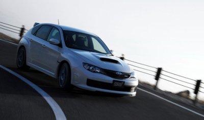 Subaru Impreza R205.