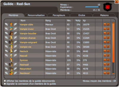 La team Vampix tape du Rasboul , et ça se voit ! :P