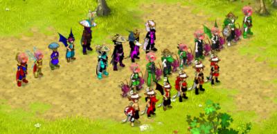 La guilde avance , les persos avancent et le roxx avance ! :P