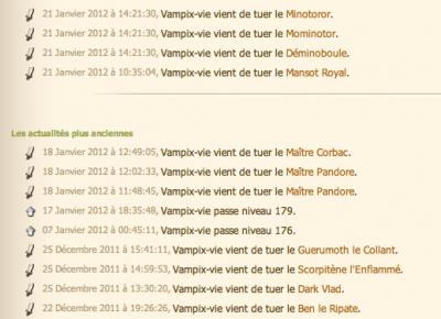 Vampix n'est pas mort ! ;)
