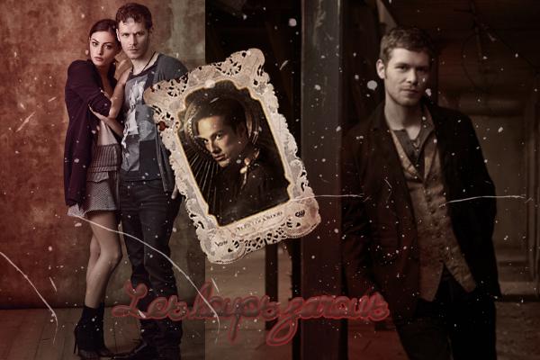 • TheVampiireDiariees  »     Les loups-garous de The Vampire Diaries