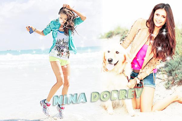 • TheVampiireDiariees  »      Biographie de Nina Dobrev