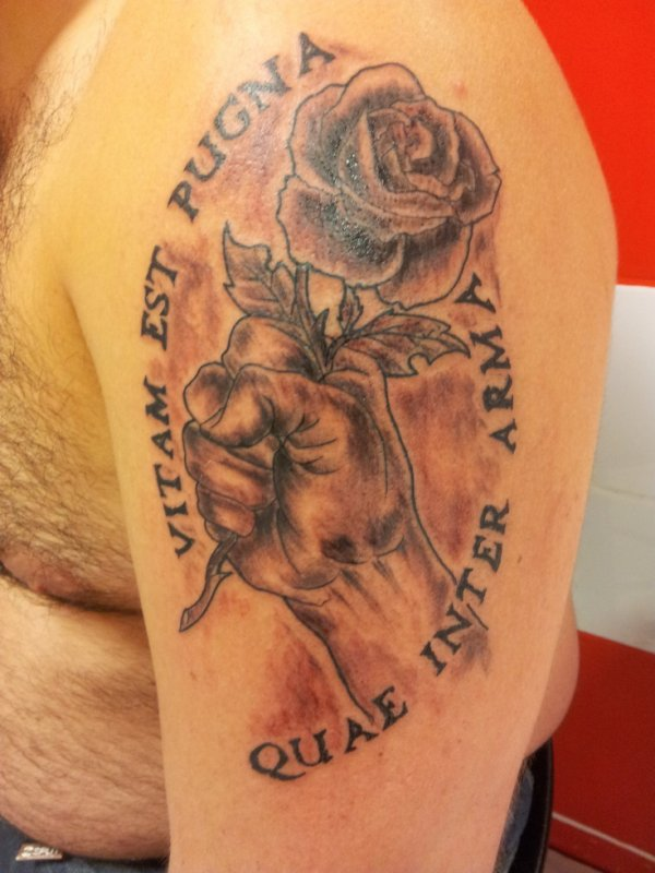 Tattoo ink Toulon Ouest