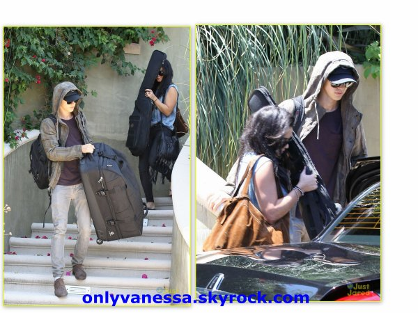 Vanessa and Austin
