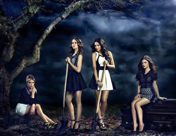 "citation de série ..........""pretty little liars (pll)""♥"