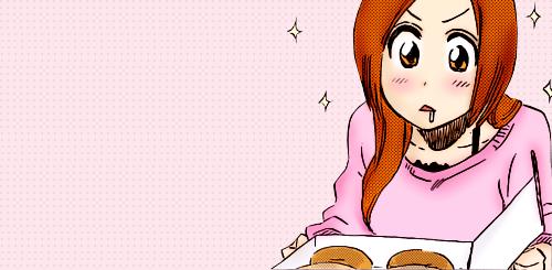 RP ♥ Orihime Inoue.