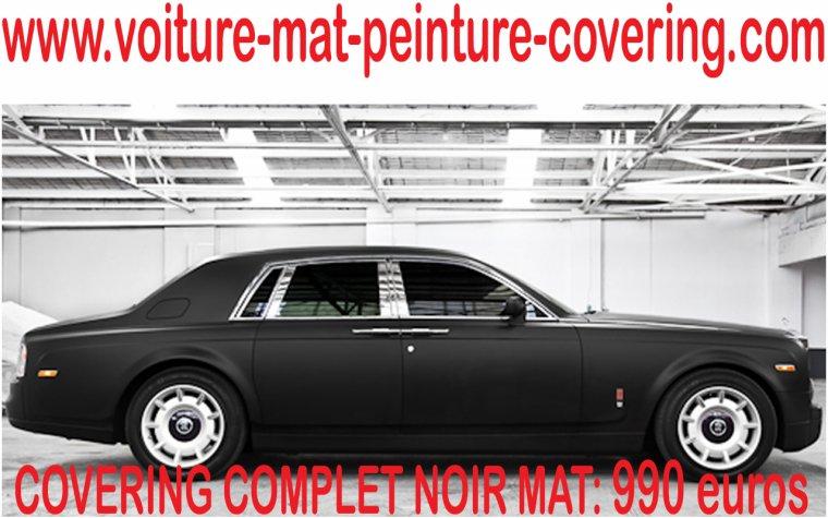 articles de peinture noir mat tagg s prix d une peinture de voiture covering peinture noir. Black Bedroom Furniture Sets. Home Design Ideas