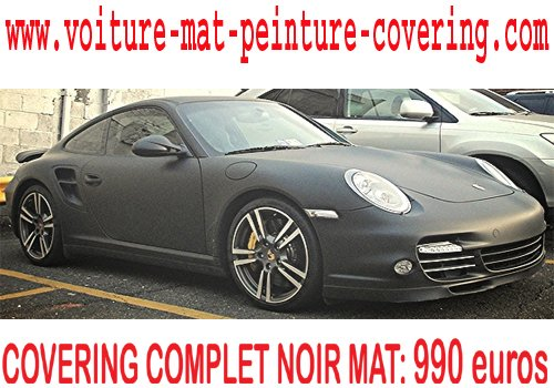 articles de peinture noir mat tagg s porsche 911 2020 covering peinture noir mat sur. Black Bedroom Furniture Sets. Home Design Ideas