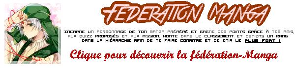Fédération-Mangas