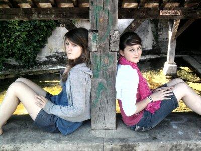 Shooting photo :D avec la demi-soeur