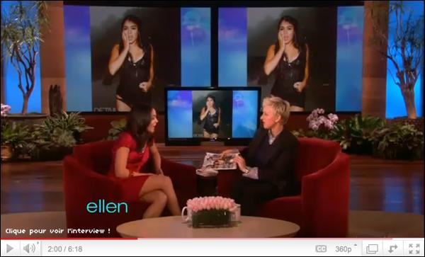 _ Vanessa quittant son domicile avec Laura New pour se rendre à l'émission Conan Show le 23 mars.