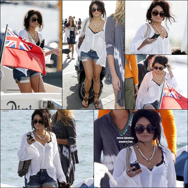 """_ Vanessa au """"Art Of Elysium 3rd Annual Paradis"""" à l'hôtel du Cap vers Cannes le 15 mai. Top ou Flop ? ♥"""