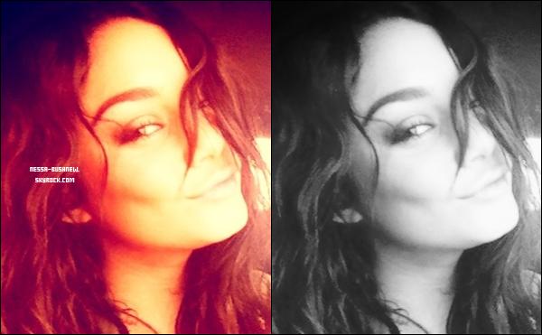 _ Vanessa a posté une photo personnelle sur son facebook. _____________________________Tu aimes ? ♥