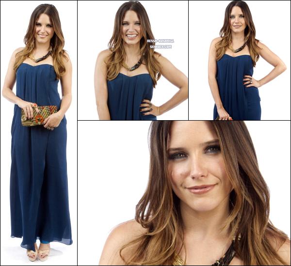 _ Portrait de Sophia réalisé lors de la cérémonie des Do Something Awards le 14 août dernier. ___Article associé. _