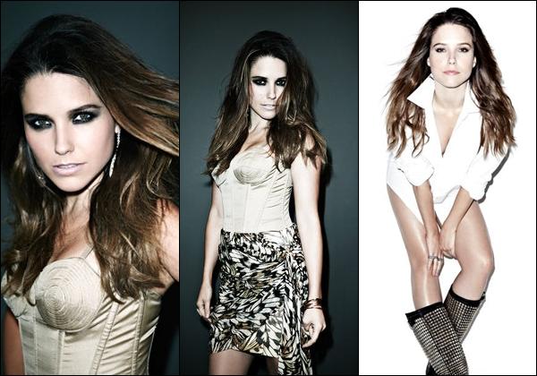 _ Nouveaux photoshoot de Sophia ! Ses shoots ne sont pas fréquents.. ______Tu aimes celui-ci ? ♥ _