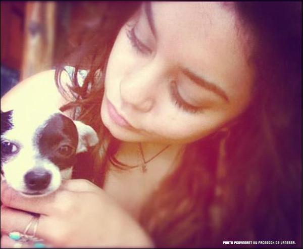 _ Vanessa a posté deux photos sur son facebook et elle a été à DisneyLand le 22 décembre. _