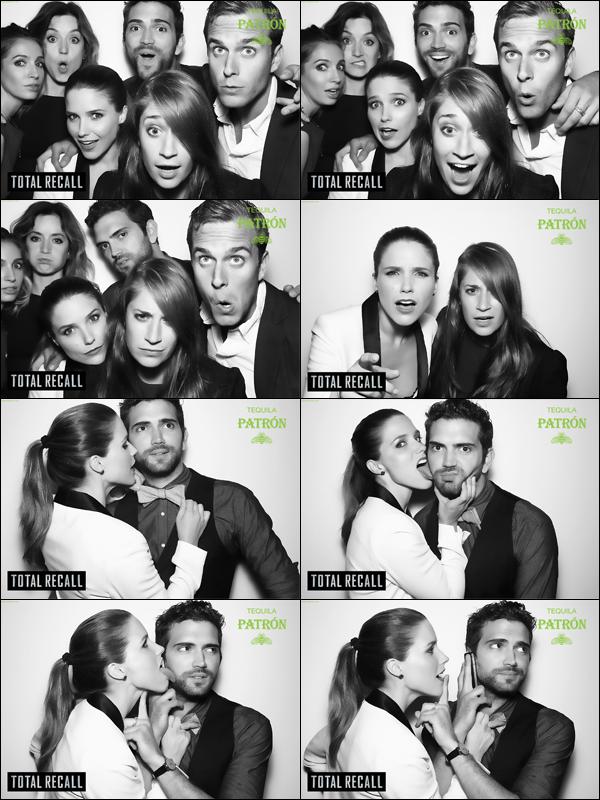 _ Photoshoot de Sophia à la première de Total Recall il y a quelques semaines ! _
