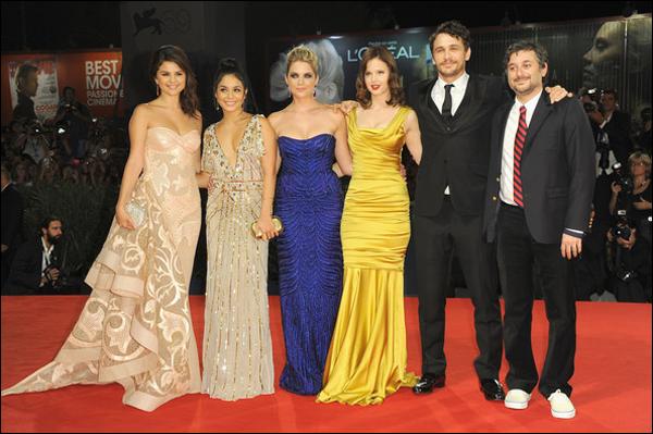 """_ Première de """"Spring Breakers"""" au Festival du film de Venise avec tout le cast le 5 septembre ! _"""