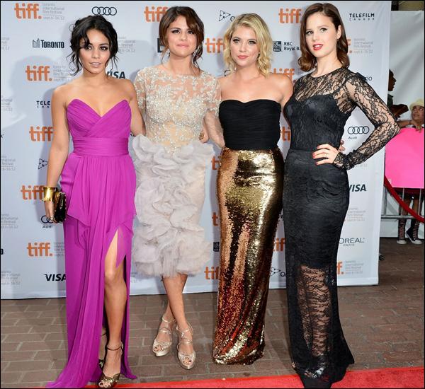 """_ Première de """"Spring Breakers"""" au Festival du film de Toronto avec tout le cast le 7 septembre ! _"""