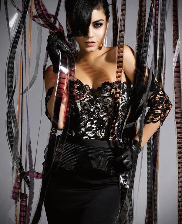 """_ Photoshoot de Vanessa pour le """"Untitled Magazine"""" !______________________ Magnifique. ♥ _"""
