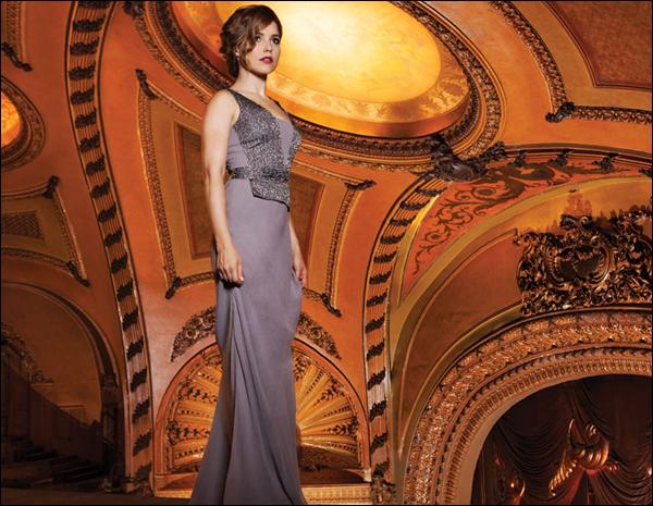 """_ Photoshoot de Sophia pour le magasine """"Emmy"""" dont elle fait la couverture. ♥ _"""