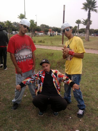 les photos de dark of rap