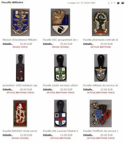 militaire-insigne.com site pour collection militaire