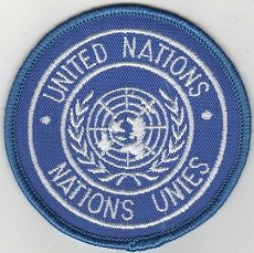 PATCH ONU ... UNITED NATION ... NATIONS UNIS