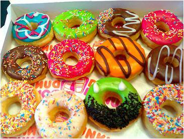 mmmmm donuts !