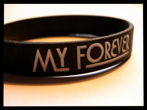 My Forever Wristbands!